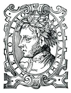 Retrato de Jerónimo Arbolanche