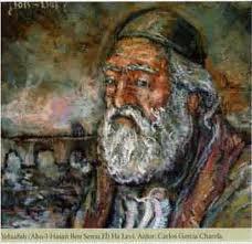 Retrato de Yehudah ha-Levi