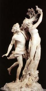 Apolo y Dafne de Bernini