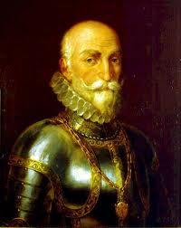 Don Álvaro de Bazán, marqués de Santa Cruz