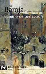 Cubierta de Camino de perfección, de Pío Baroja