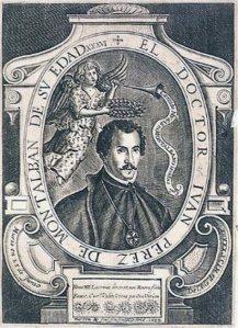 Retrato de Juan Pérez de Montalbán