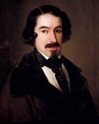 Retrato de José de Espronceda