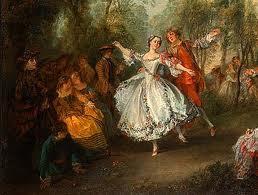 Baile de la chacona