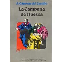 Cubierta de La campana de Huesca