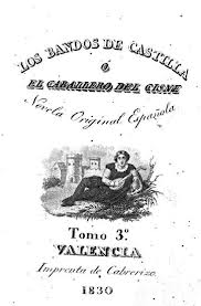 Portada de Los bandos de Castilla