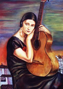El alma de la guitarra
