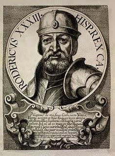 El rey don Rodrigo