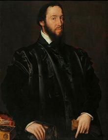 Antonio Perrenot de Granvela, el cardenal Granvela