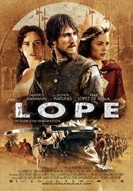 Cartel de la película Lope