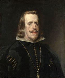 Felipe IV de España, por Velázquez