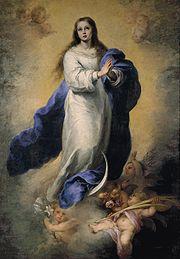 Virgen María, Murillo