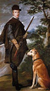El cardenal-infante don Fernando en traje de caza, de Velázquez