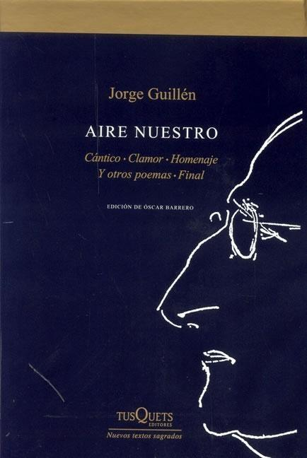 Aire Nuestro, de Jorge Guillén