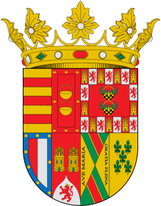 Escudo del ducado de Sessa