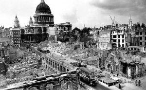 Ciudad bombardeada (Londres)
