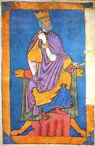 El rey Alfonso VI