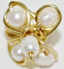 Oro y perlas