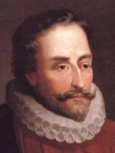 Miguel de Cervantes
