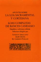 Loas completas de Bances Candamo
