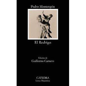 El Rodrigo, de Pedro Montengón