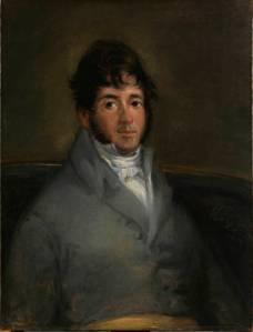 Isidoro Máiquez, por Goya