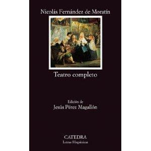 Teatro completo de Nicolás Fernández de Moratín