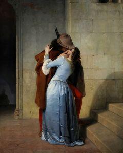 El beso, de Francesco Hayez