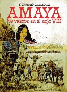 Amaya o los vascos en el siglo VIII