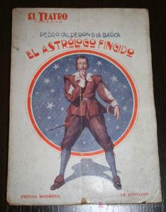 El astrologo fingido, de Calderón