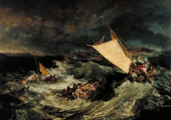 The_Shipwreck, de Turner