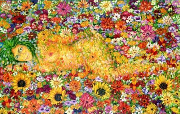Primavera, de Anastasia Woron