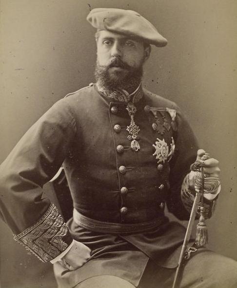Don Carlos de Borbón y Austria-Este