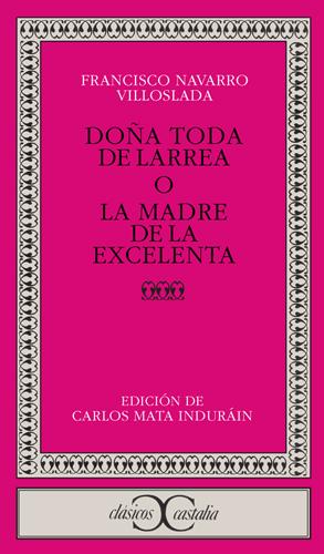 Doña Toda de Larrea, de Navarro Villoslada