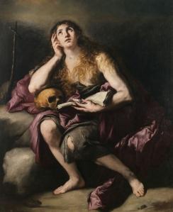 La Magdalena penitente, de Luca Giordano