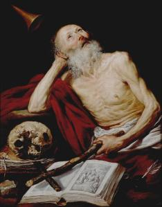 San Jeronimo, de Antonio Pereda