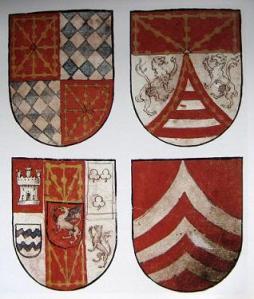 Beaumont, Navarra, Peralta y Luxa