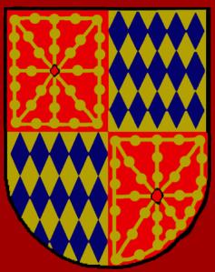 Escudo de armas del Conde de Lerín