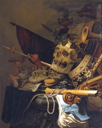 Vanitas, de Jan Vermeulen