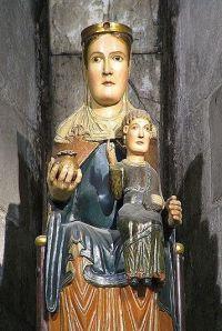 Virgen de Rocamador, Estella