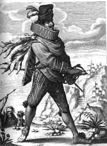 Soldado bravucón