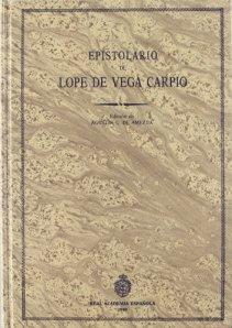 Epistolario de Lope de Vega