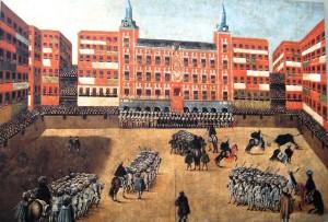 Fiesta de toros en Madrid