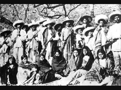 Guerrilleros y Adelitas