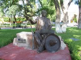 Monumento a Azuela en Lagos de Moreno