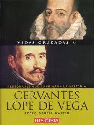 Cervantes y Lope de Vega