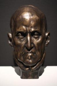 Busto de Góngora