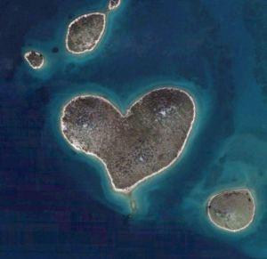 Isla de Galesnjak (Croacia)