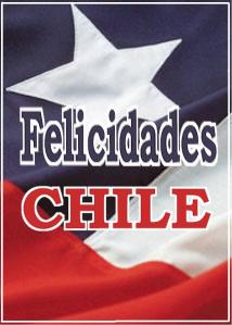 Felicidades, Chile