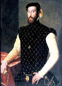 Supuesto retrato de Garcilaso de la Vega